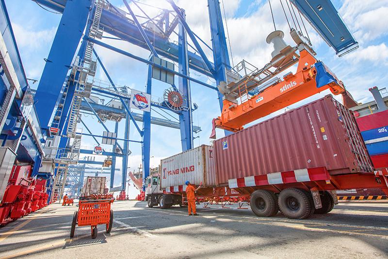 Thúc đẩy dịch vụ logistics ở Vùng kinh tế trọng điểm phía nam
