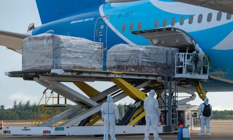 Trung Quốc mở tuyến vận chuyển hàng hóa hàng không thường xuyên đầu tiên giữa Hải Nam và Australia