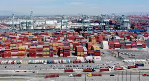 Tắc nghẽn gia tăng tại các cảng Bờ Tây tiếp tục cản trở lưu thông hàng hóa theo mùa vụ