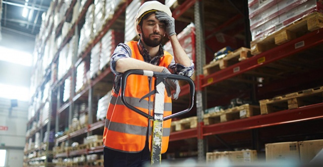 Labour shortage in logistics industry