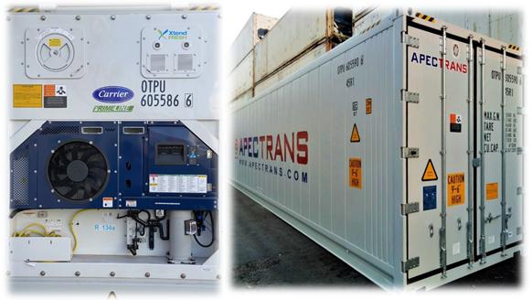 Container Lạnh và Hướng dẫn Vận hành